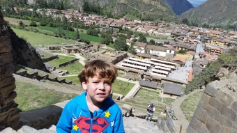 Apparently I didn't get very good pictures at Ollantaytambo